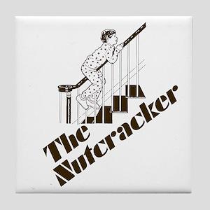 The Real Nutcracker Tile Coaster