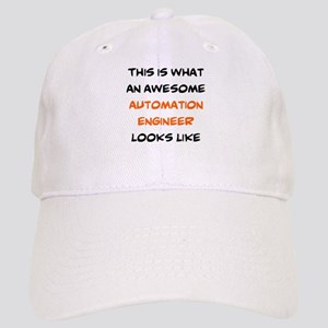 awesome automation engineer Cap