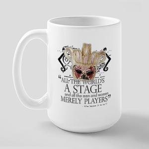 As You Like It II Large Mug