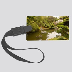 Japanese Gardens - San Francisco Luggage Tag