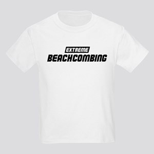 Extreme Beachcombing Kids Light T-Shirt