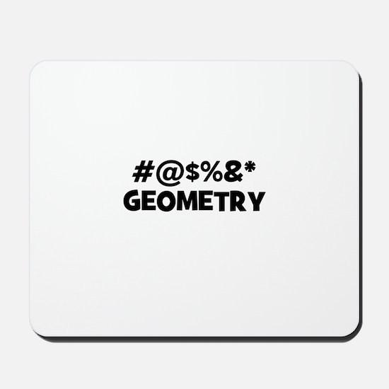 #@$%&* Geometry Mousepad