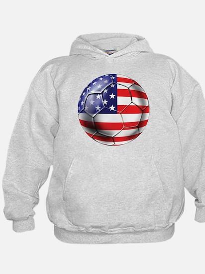 U.S. Soccer Ball Hoody
