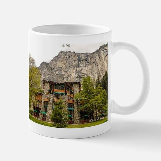 Ahwahnee Hotel - Yosemite National Park Mugs