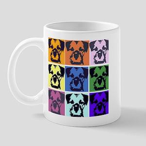 Border Terrier Pop Art Mug