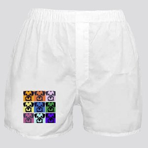 Border Terrier Pop Art Boxer Shorts