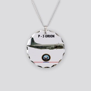 P3 Orion Necklace Circle Charm