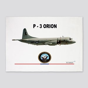 P3 Orion 5'x7'Area Rug