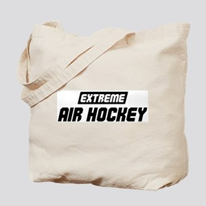 Extreme Air Hockey Tote Bag