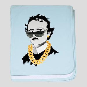Edgar Allan Bro baby blanket
