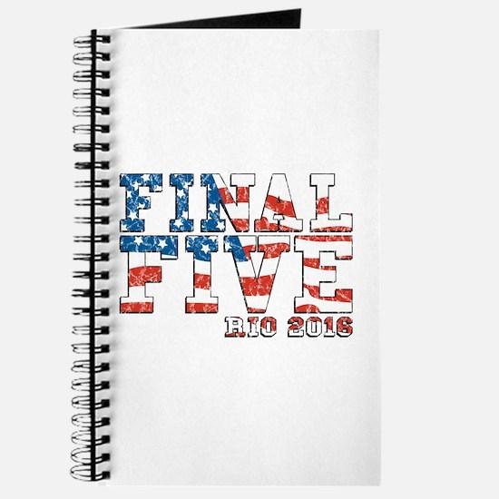 Final Five Rio 2016 Journal