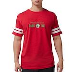 IPAP WORLDWIDE Paint Out Mens Football Shirt