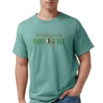 IPAP WORLDWIDE Paint Out Mens Comfort Colors Shirt