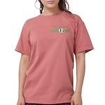 IPAP WORLDWIDE Paint O Womens Comfort Colors Shirt