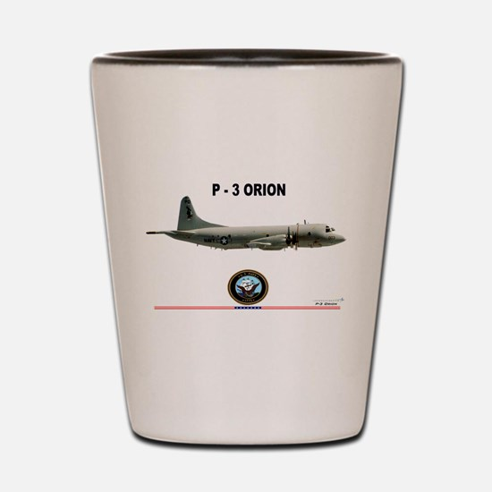 P3 Orion Shot Glass