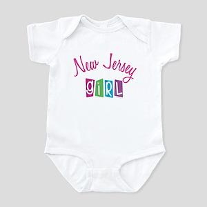 NEW JERSEY GIRL! Infant Bodysuit