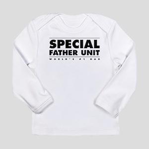 Dad2_BACK_BLK Long Sleeve T-Shirt