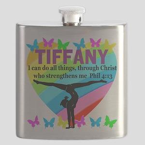 CHRISTIAN GYMNAST Flask