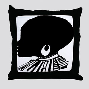 Sistah Throw Pillow