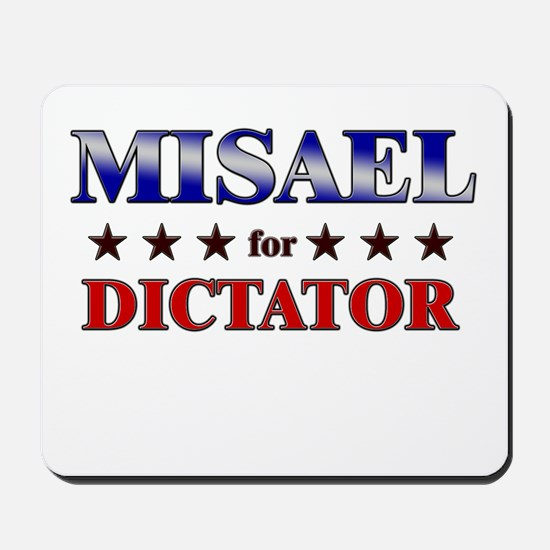 MISAEL for dictator Mousepad