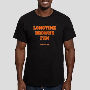 Browns Women's Fitted T-Shirt (dark) T-Shirt