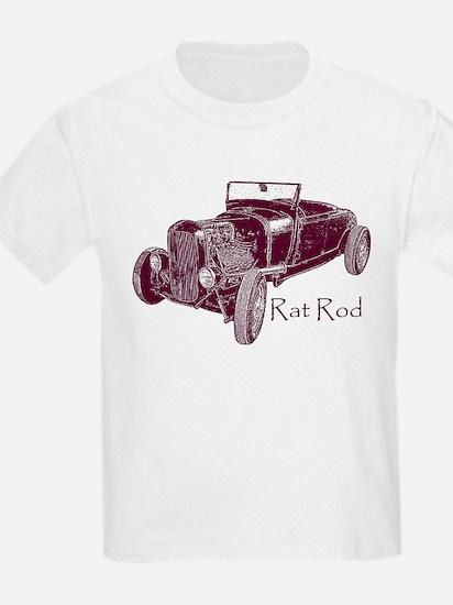 Funny Hot roddin T-Shirt