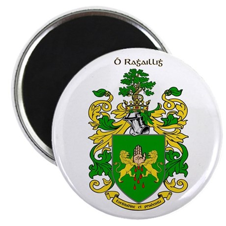 Reilly Coat of Arms Magnet