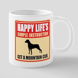 Mountain Cur Mugs