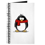 Red Scarf Penguin Journal