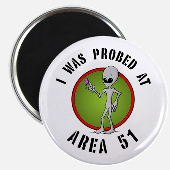 Alien Probe Magnet