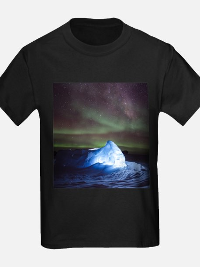 Aurora australis T-Shirt