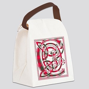 Monogram - Cameron Canvas Lunch Bag