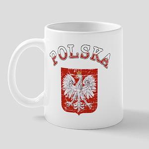 Polska coat of arms Mug