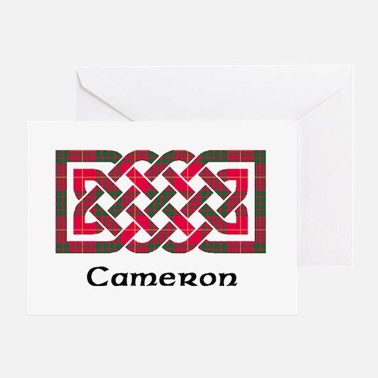 Knot - Cameron Greeting Card
