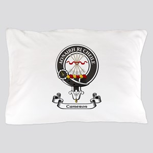 Badge - Cameron Pillow Case
