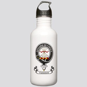 Badge - Cameron Stainless Water Bottle 1.0L