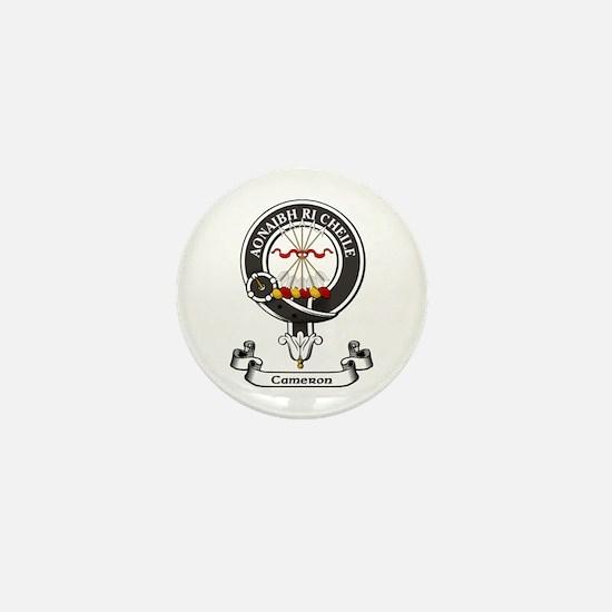 Badge - Cameron Mini Button