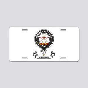 Badge - Cameron Aluminum License Plate