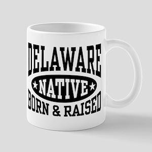 Delaware Native 11 oz Ceramic Mug