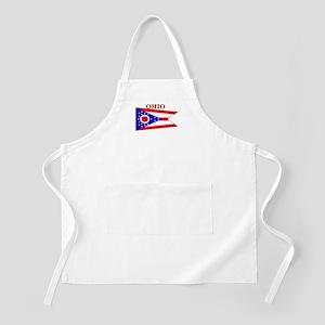 Ohio State Flag BBQ Apron
