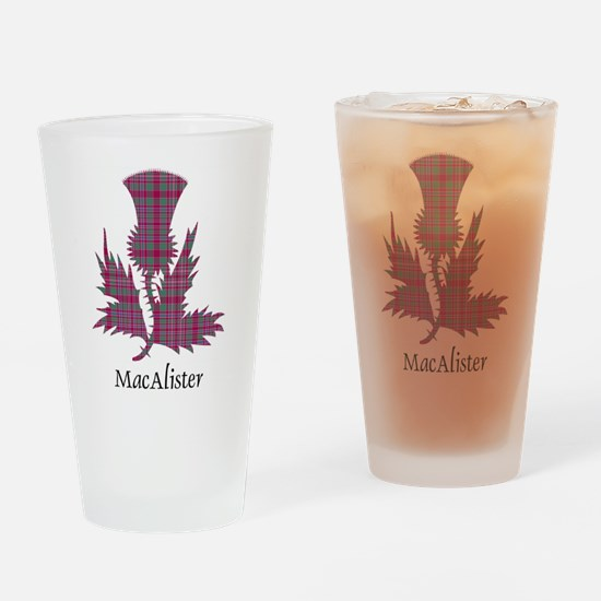 Thistle - MacAlister Drinking Glass