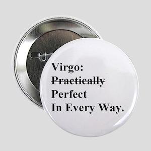 "Virgo Humor 2.25"" Button (100 pack)"