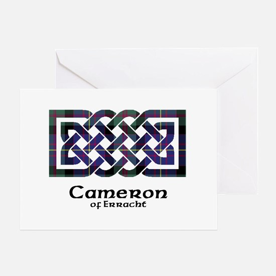 Knot - Cameron of Erracht Greeting Card