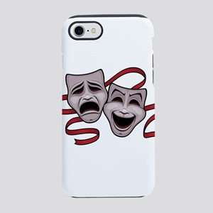 Comedy And Tragedy Theater M iPhone 8/7 Tough Case