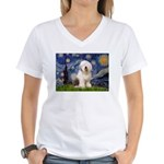 Starry / OES Women's V-Neck T-Shirt