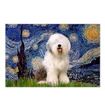 Starry / OES Postcards (Package of 8)