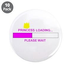 PRINCESS LOADING... 3.5
