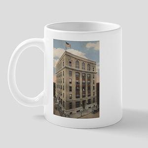Vintage City Hall Mug