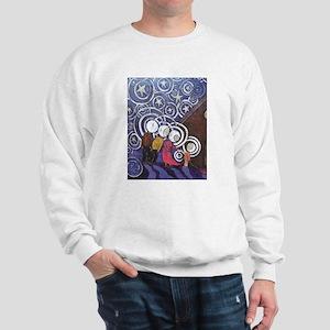 The Send Off - Star Family Sweatshirt