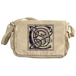 Monogram - Cameron of Erracht Messenger Bag